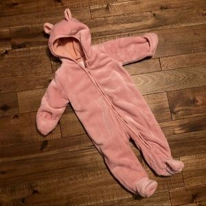 • Baby Girl Bunting •